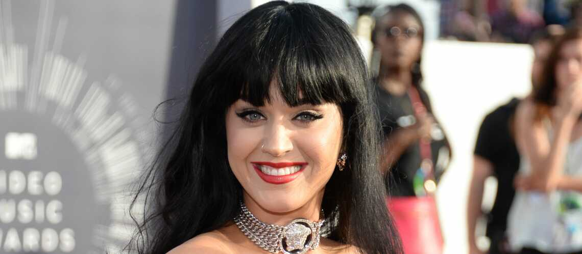 Katy Perry: son homme pouponne