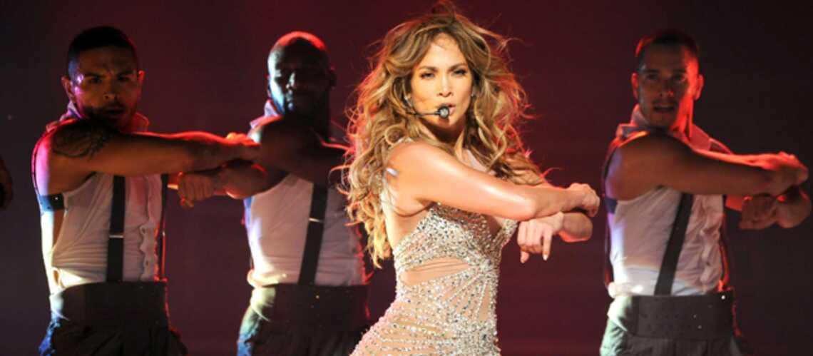 Photos- Jennifer Lopez, plus sexy que jamais à Bercy
