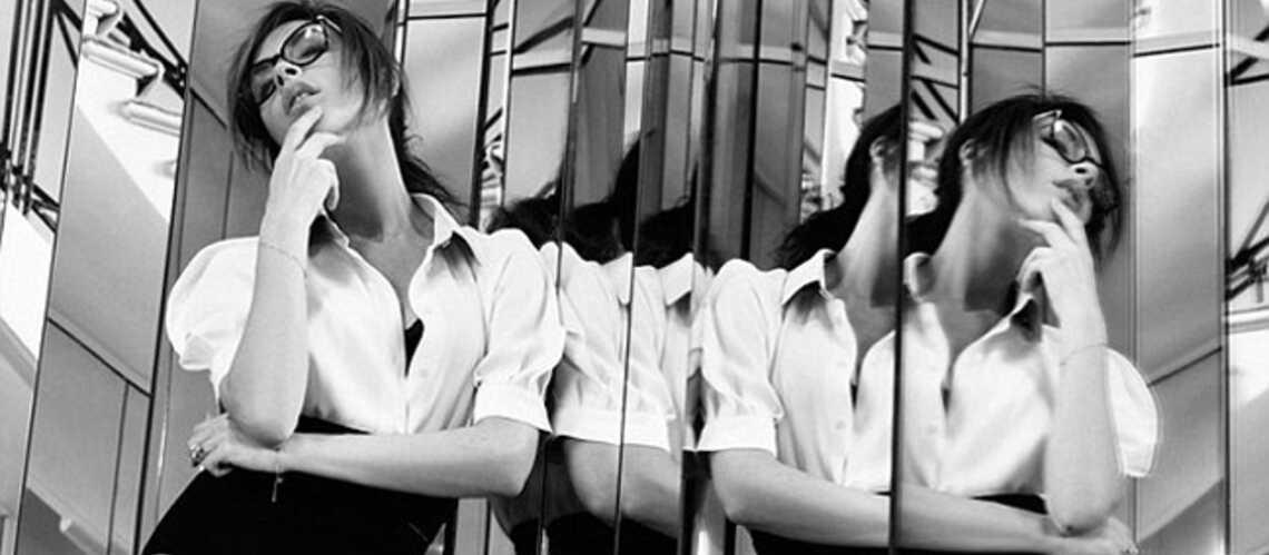 Victoria Beckham immortalisée chez Chanel