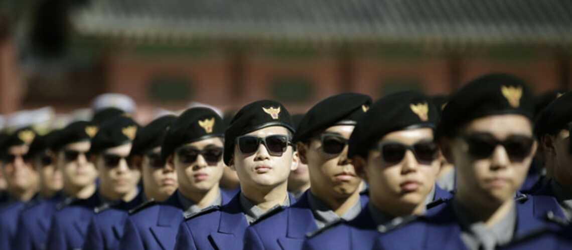 La mode sud-coréenne au garde-à-vous avec Psy