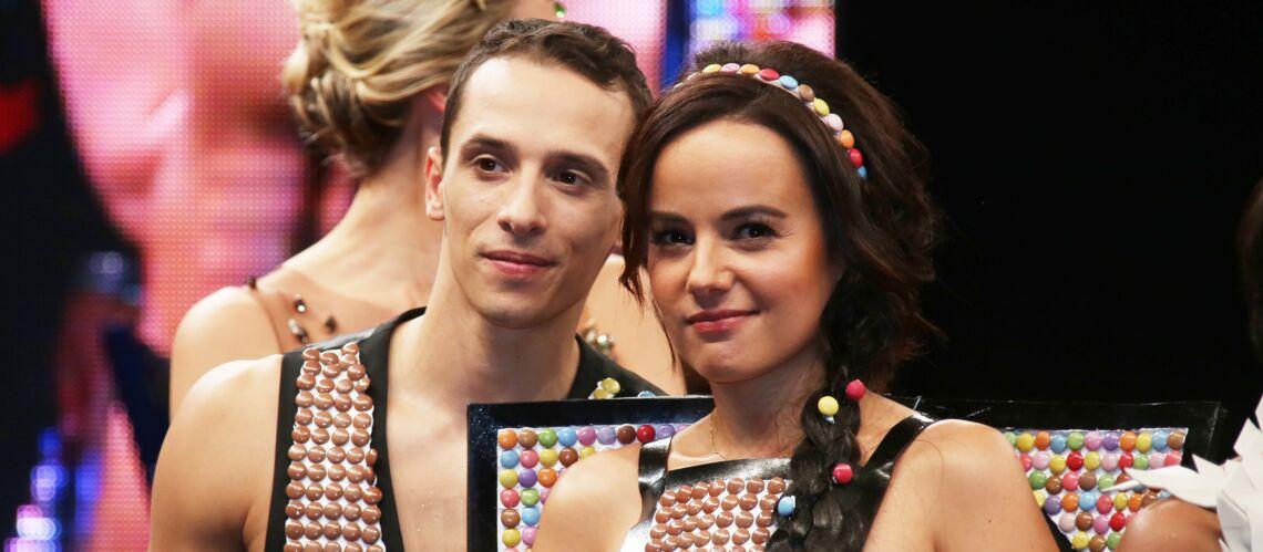 PHOTO – Danse avec les stars: Alizée n'est pas jalouse de Camille Lou, partenaire de Grégoire Lyonnet