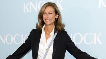PHOTOS – Anne Gravoin, l'épouse de Manuel Valls tout sourire à l'avant-première de Knock