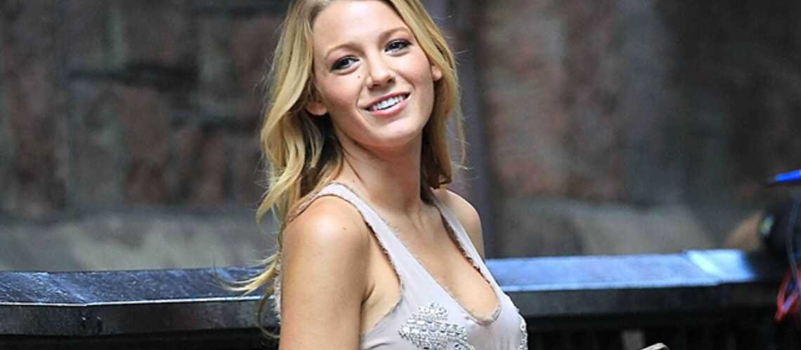 Blake Lively déjà enceinte?