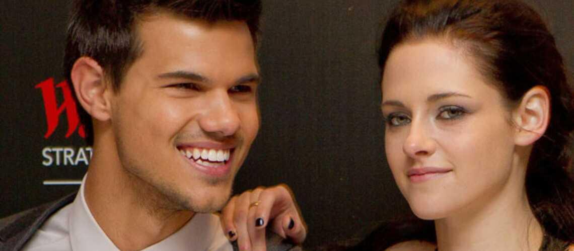 Kristen Stewart peut compter sur le soutien de Taylor Lautner