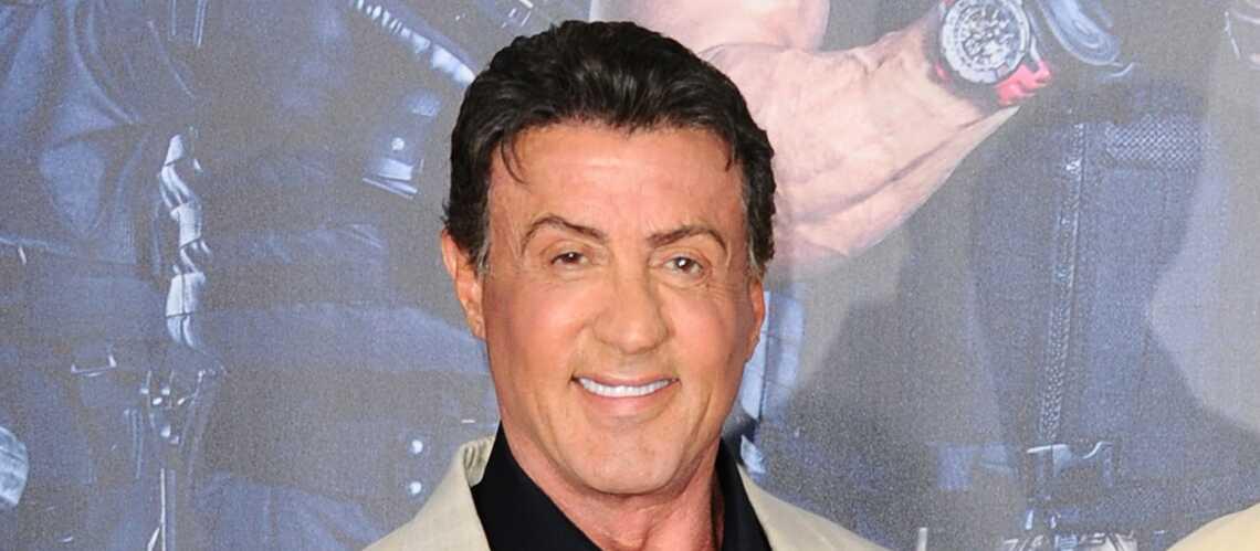 Sylvester Stallone trouve son inspiration sur le trône