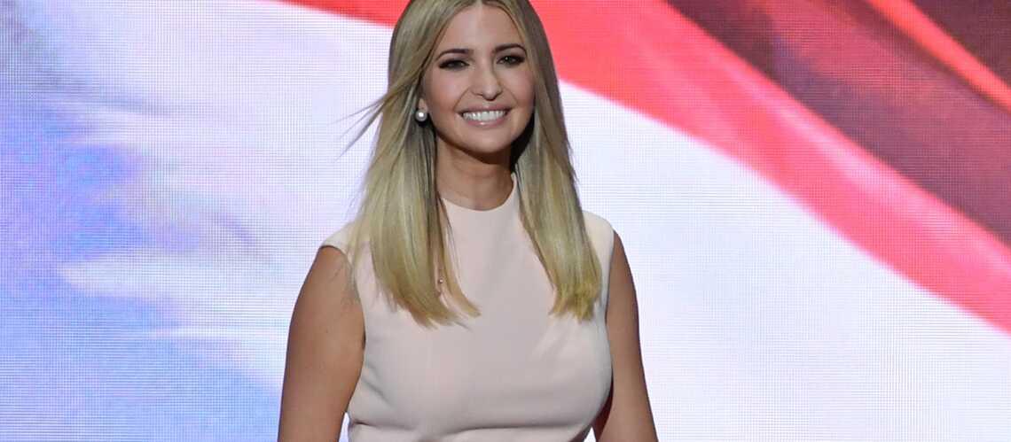 PHOTO – Ivanka Trump: pourquoi sa robe argentée fait scandale