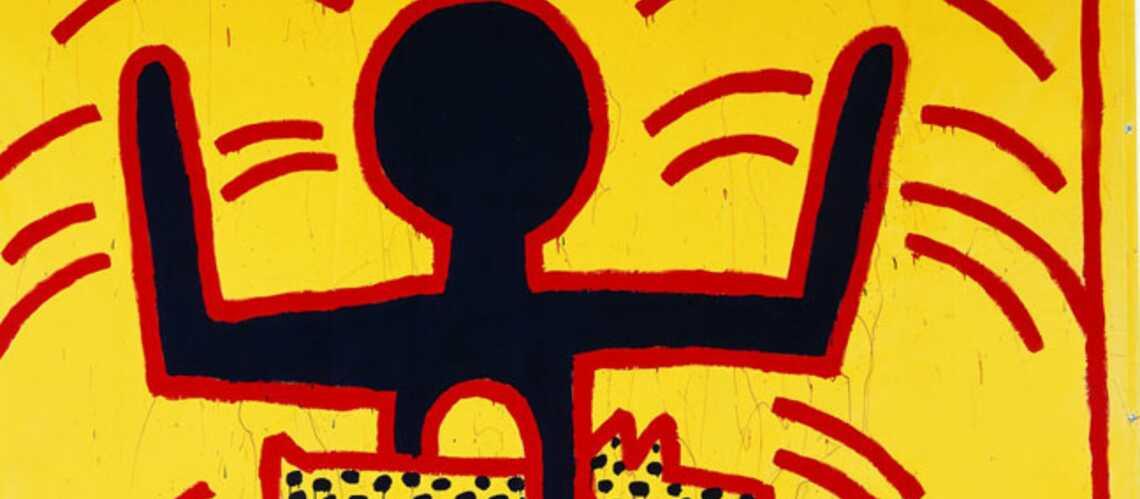 Keith Haring, la voix de l'art engagé
