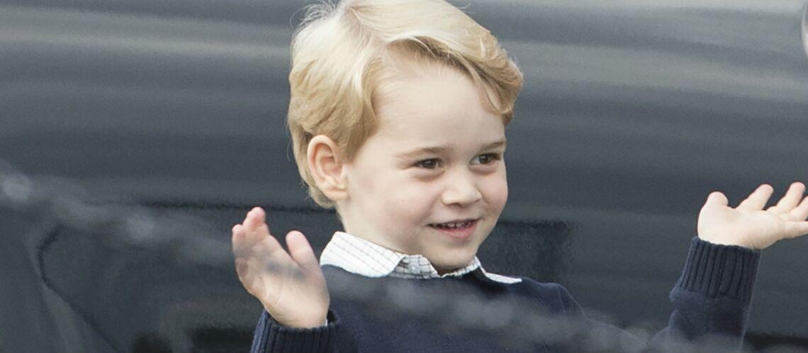 Comment Kate Middleton calme les colères du prince George