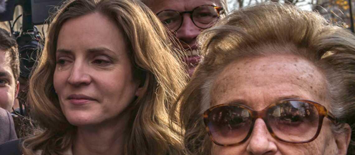 Photos- Bernadette Chirac flingue la campagne de NKM