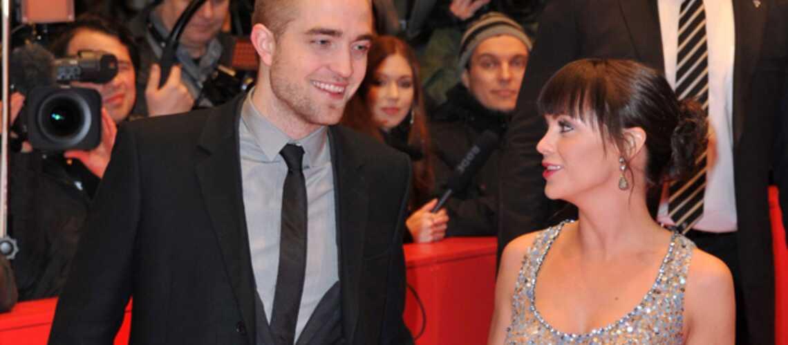 Robert Pattinson et Christina Ricci, duo de charme à la Berlinale