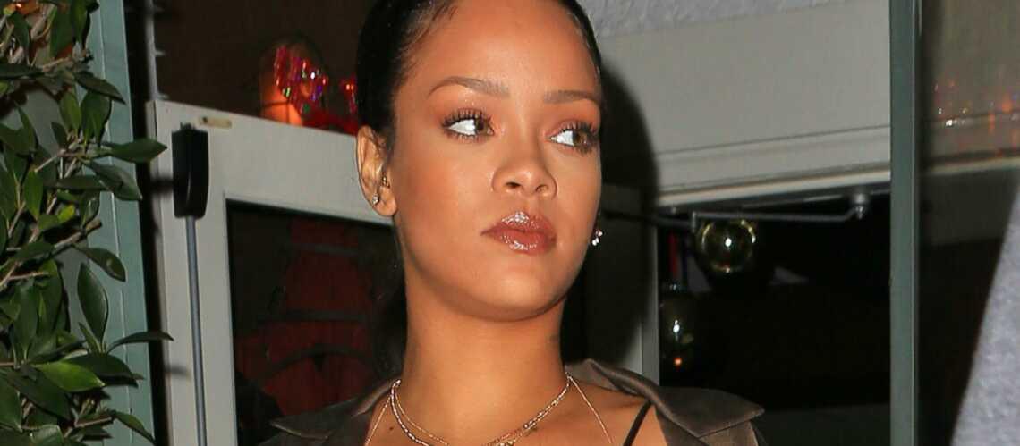 Rihanna: victime d'une crise d'hystérie, au bord du burn-out