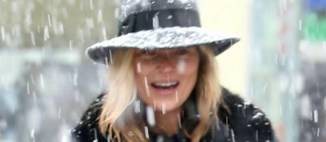 Kate Moss, le blanc lui va si bien