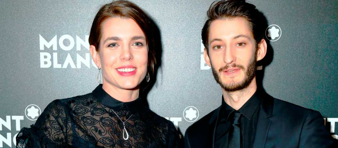 Gala By Night: Charlotte Casiraghi et Pierre Niney complices pour Montblanc