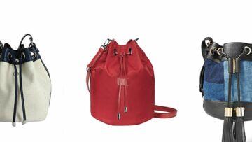 Shopping – Le sac seau pour la plage