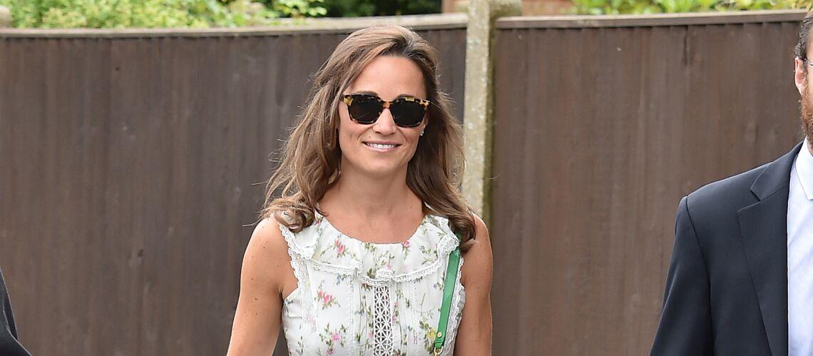 PHOTOS – Pippa Middleton: une fashionista adepte de vêtements à petits prix