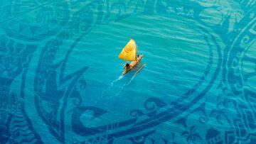 Vaiana, la légende du bout du monde: Disney dévoile l'affiche