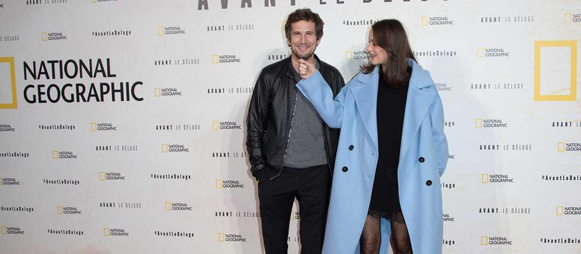 PHOTOS – Marion Cotillard et Guillaume Canet, jeunes parents amoureux et très complices