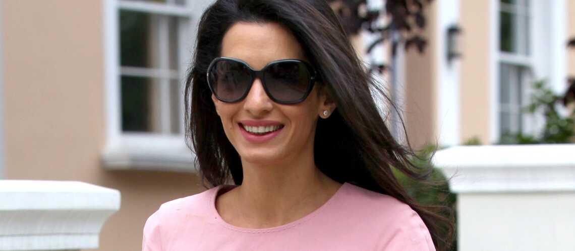Amal Alamuddin: sa famille paiera le mariage avec George Clooney