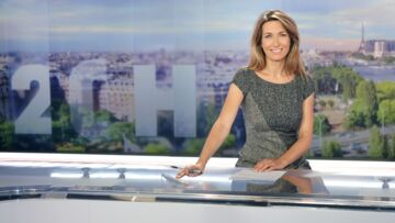 Anne-Claire Coudray impose son style sur TF1