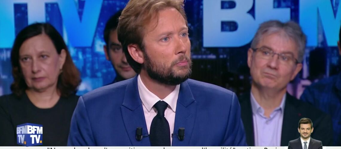 Boris Vallaud a été en cours avec Emmanuel Macron mais «n'a jamais pris un café avec lui»