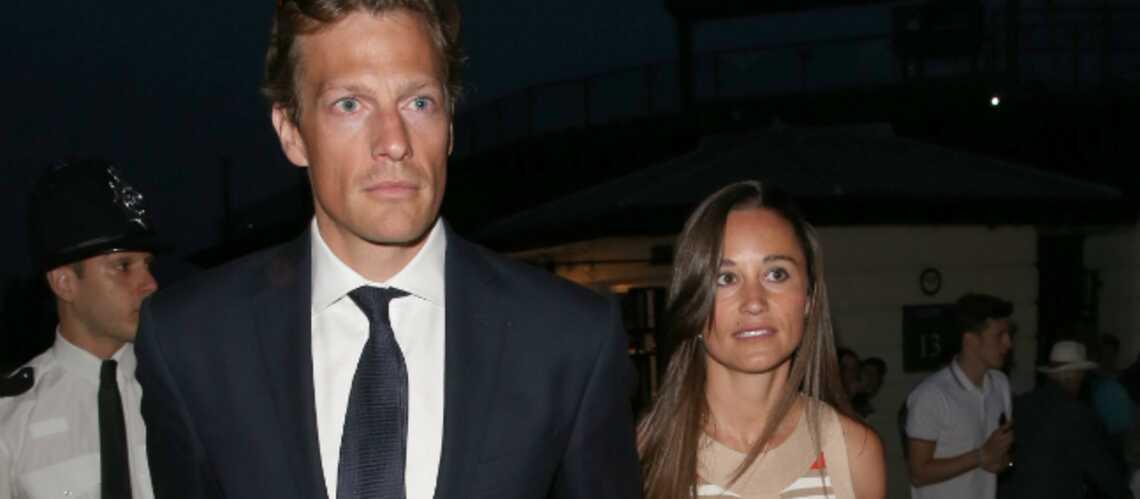 Pippa Middleton sur le point de se fiancer?