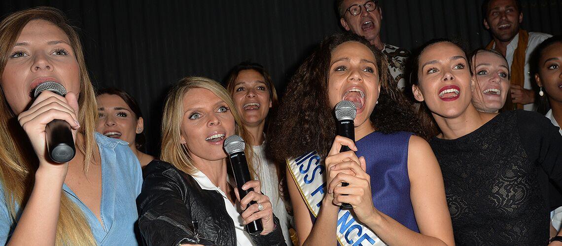 PHOTOS – Miss France 2017: Alicia Aylies fête ses 19 ans avec Sylvie Tellier et ses copines