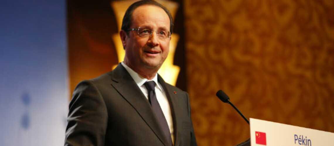 François Hollande, son grand-père en mémoire