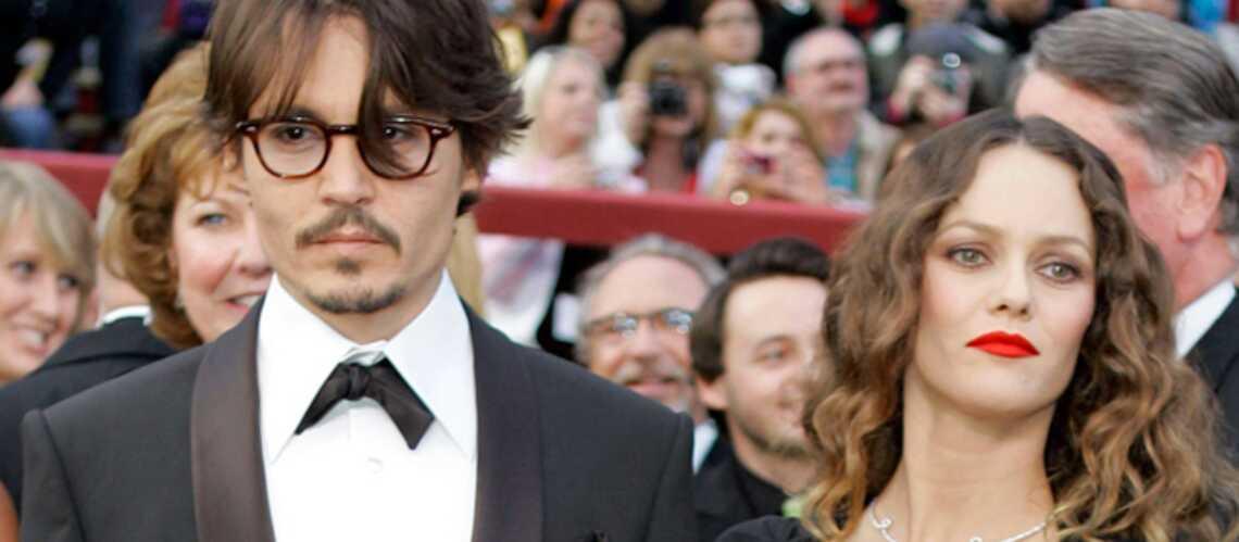 Johnny Depp: avec Vanessa Paradis «ce n'était pas facile»