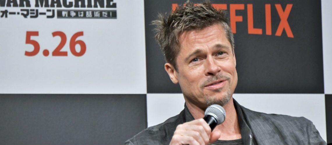 """Brad Pitt privé de ses enfants pour la fête des pères, l'acteur laissé """"seul à la maison"""""""