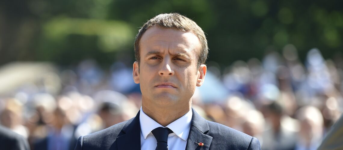 Emmanuel Macron à l'Elysée: Où sont passés les people?