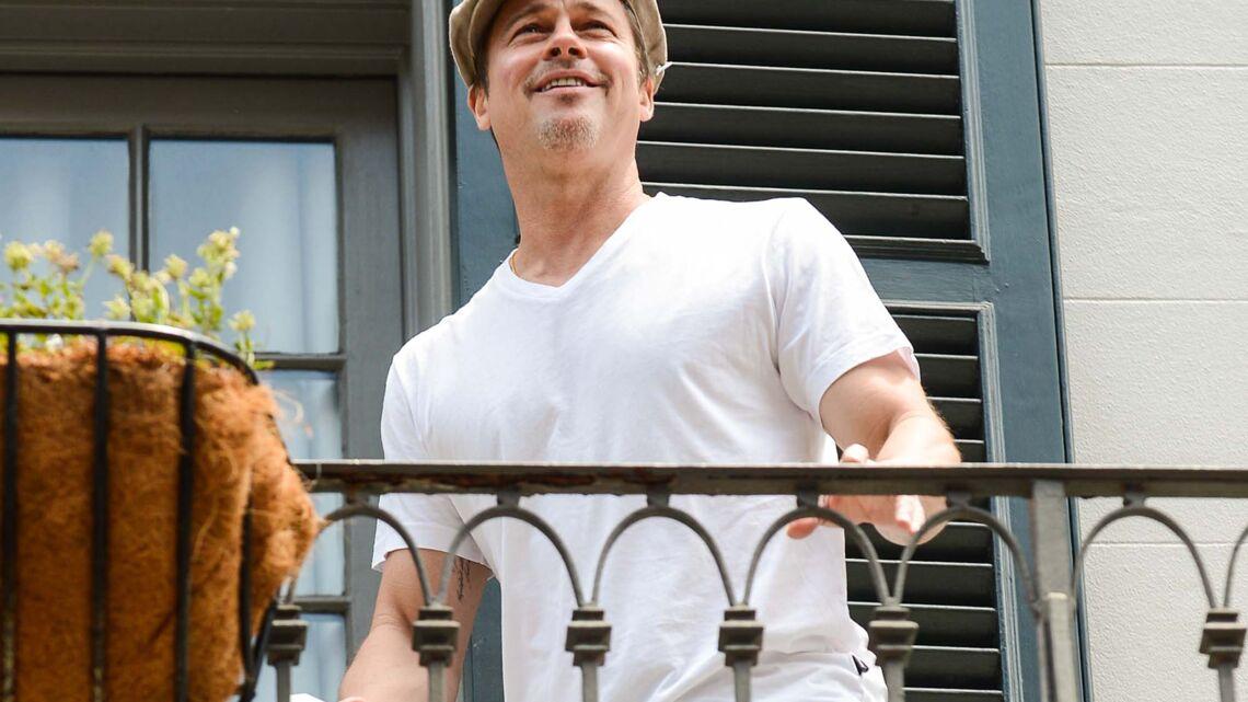 Vidéo-Brad Pitt et Matthew McConaughey bons voisins