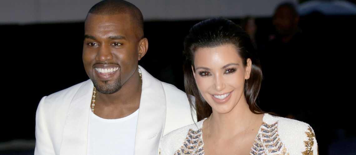 Kim Kardashian et Kanye West s'offrent Versailles