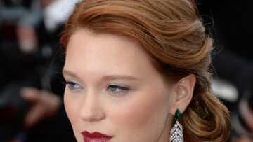 Cannes 2014– Step by step: la coiffure de Léa Seydoux