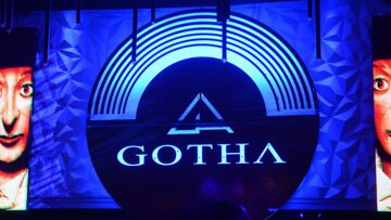 Cannes by night – Au Gotha Club  Lime­light's night