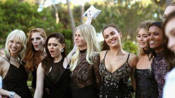 Cannes 2016 – Irina Shayk, Lara Stone, défilé de glamour à l'AmfAR 2016