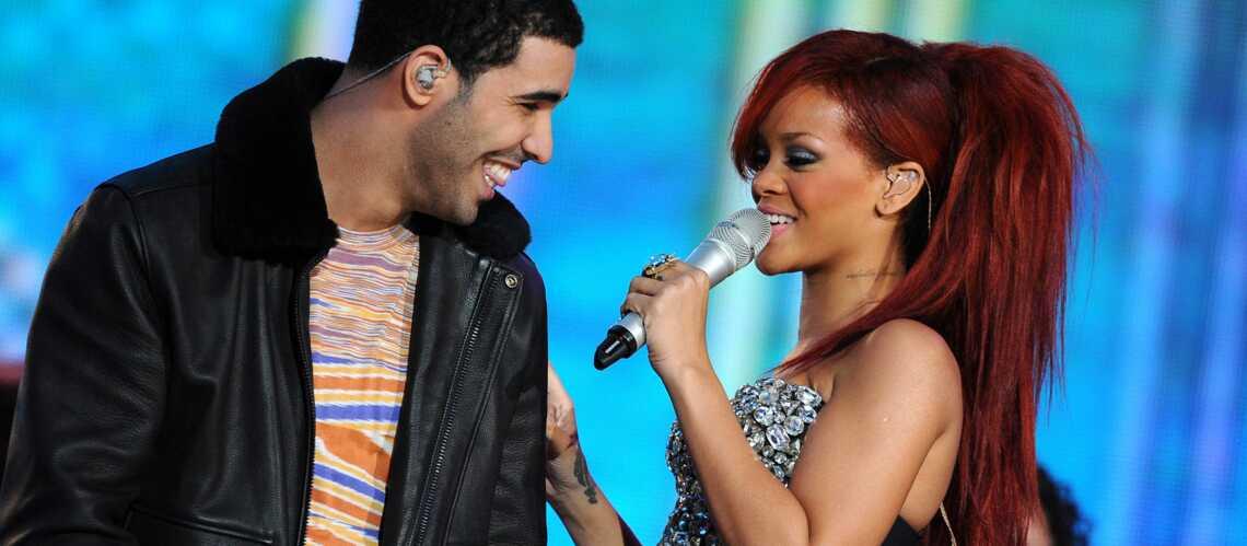 Rihanna et Drake: c'est l'amour fou!