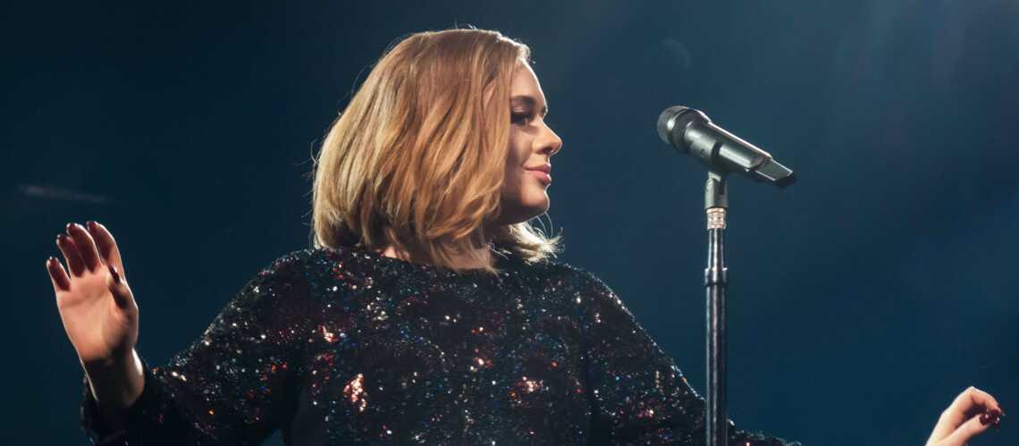 Adele a enfin dévoilé son secret