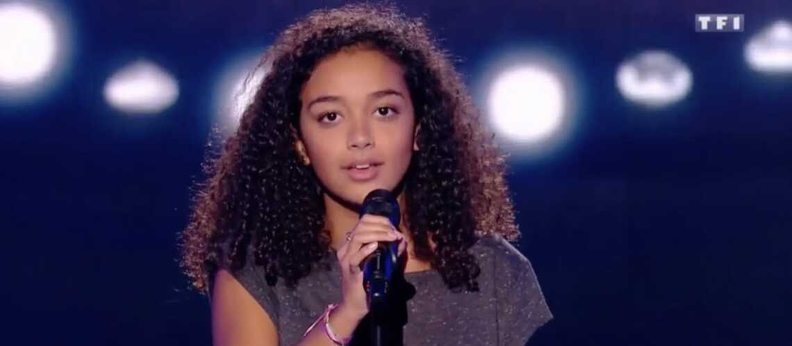 VIDEO – The Voice : Ecou­tez Lucie, 17 ans, qui a fait se lever les 4 coachs !