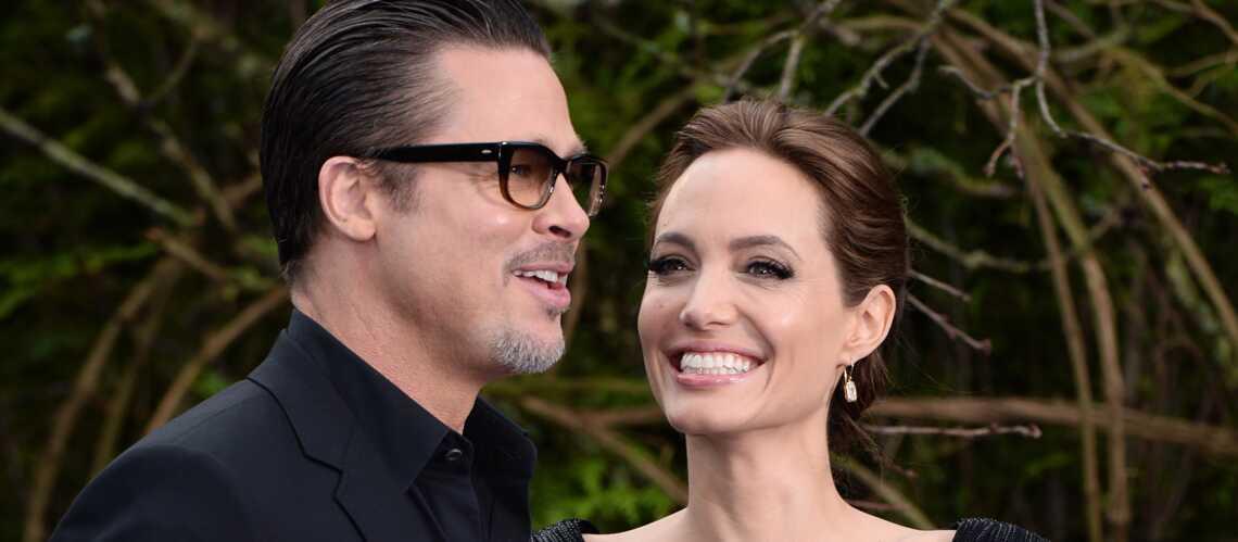 Angelina Jolie et Brad Pitt: déjà mariés avant la cérémonie en France