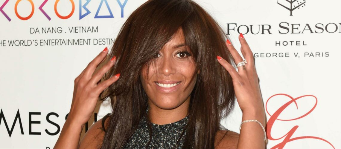PHOTO – Amel Bent publie une photo craquante de sa fille