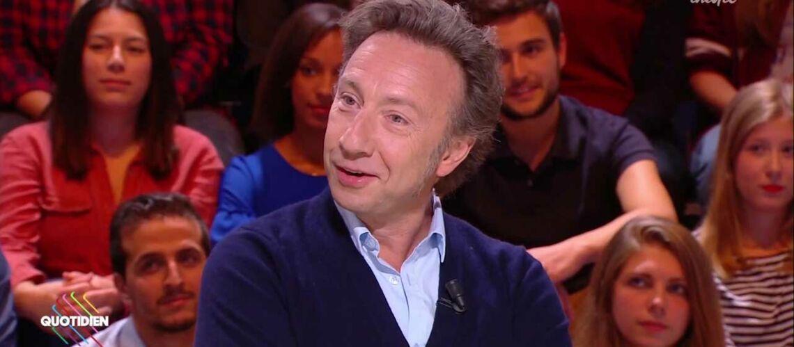 Stéphane Bern pointe du doigt la proximité d'un journaliste de Quotidien avec Emmanuel Macron