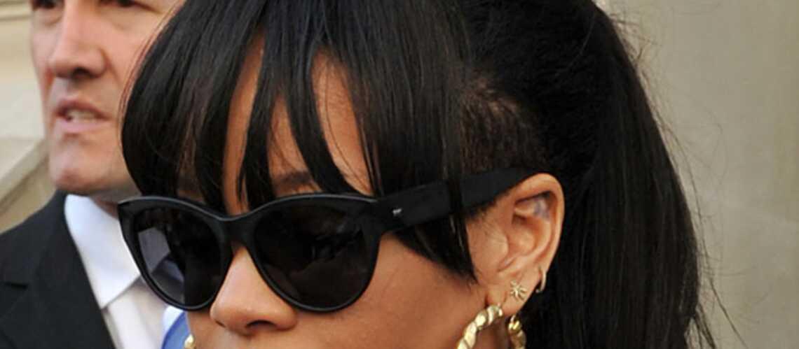 Rihanna n'en finit pas de parler de Chris Brown