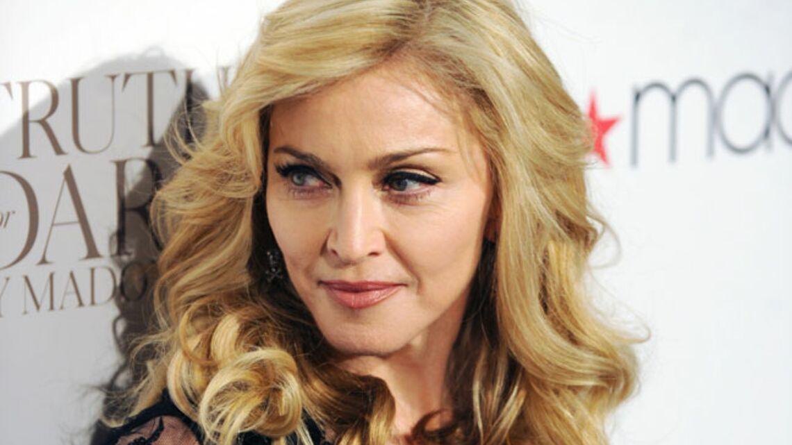 Madonna en croisade contre Lourdes et la cigarette