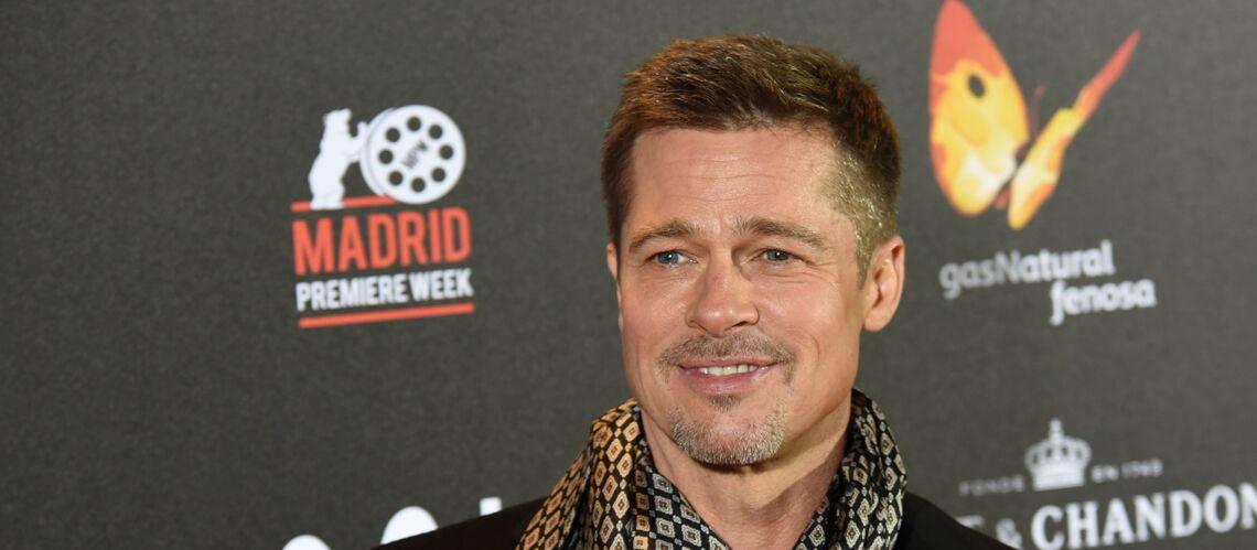 Brad Pitt souffre-t-il de troubles alimentaires? Il aurait perdu près de 18 kilos!