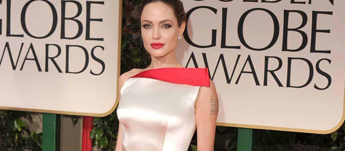 Gala Awards: Angelina Jolie, look de l'année