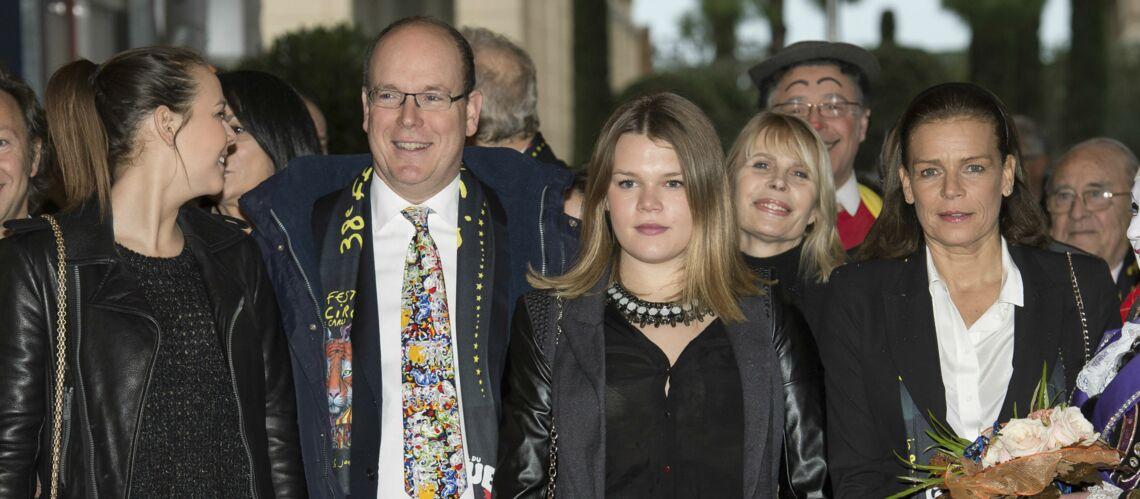 PHOTO – Le cliché craquant de Camille Gottlieb, la fille de Stéphanie de Monaco, enfant