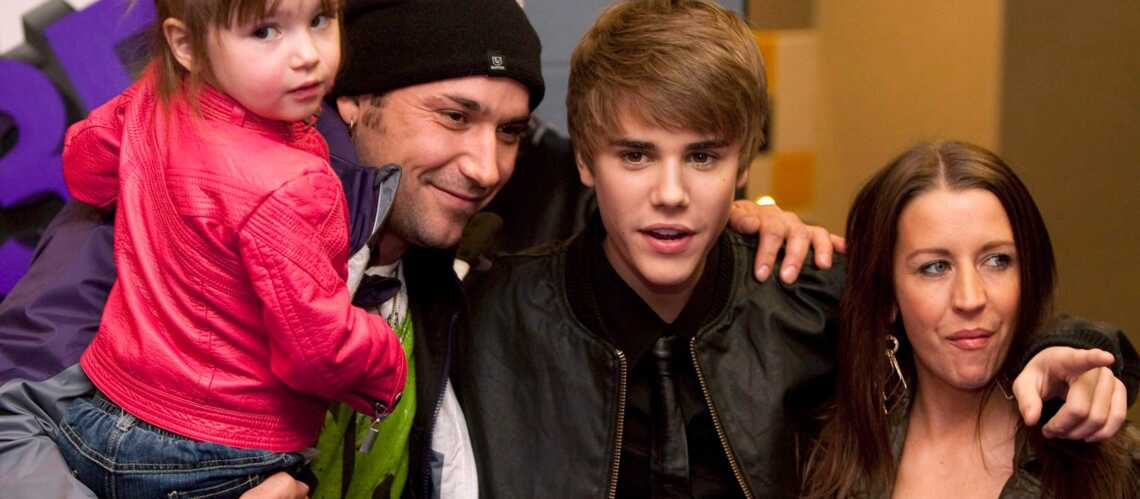 Justin Bieber: mais que font ses parents?