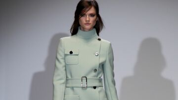 Fashion Week Milan: Manteaux chics chez Gucci