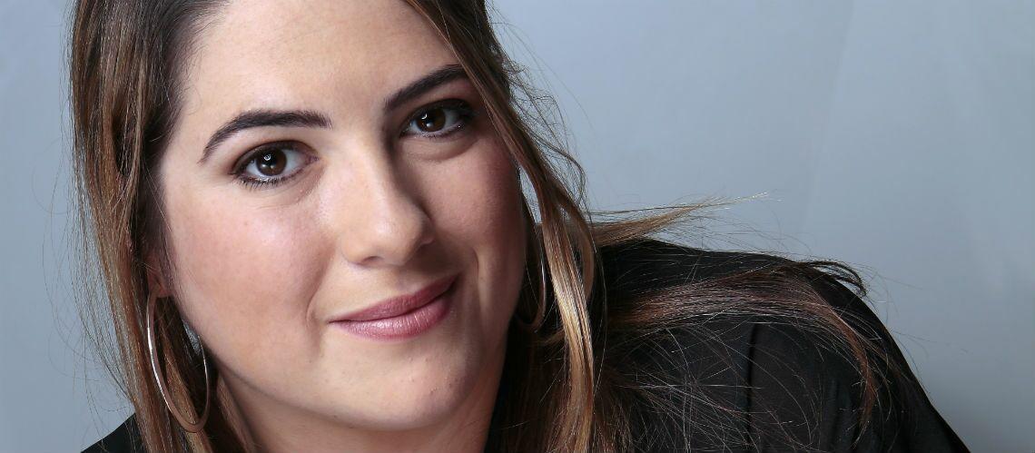 Michèle Bernier (La stagiaire), qui est sa fille Charlotte Gaccio