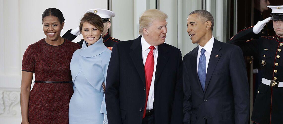 PHOTOS – Découvrez les images fortes de l'investiture de Donald Trump à Washington
